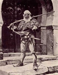 European Heritage Library - European history, cultures, historical memory, and European and immigrant identities Albanian People, Albanian Culture, Ottoman Turks, Landsknecht, Ottoman Empire, Historical Pictures, People Of The World, Vintage Photographs, Old Photos