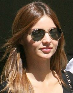 Sunglasses Fnagri Fashion week TV