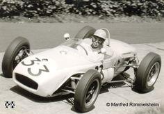 Tony Maggs, Nurburgring 1961, Lotus 18
