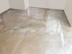 Metallic Epoxy Floor Epoxy Garage Floor Coating, Garage Floor Coatings, Metal Epoxy, Metallic Epoxy Floor, Epoxy Floor Designs, Arkansas, Basement Flooring, Flooring Ideas, Floor Colors