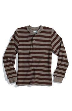 Peek 'Freeport' Stripe Henley Shirt