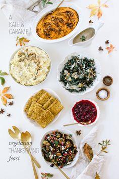 Vegetarian Thanksgiv