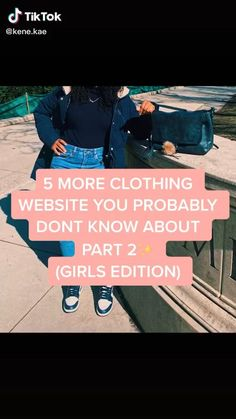 Teen Fashion Outfits, Trendy Outfits, Girl Outfits, Cute Outfits, Teenager Outfits, School Outfits, Cute Clothing Stores, Clothing Sites, Clothing Hacks