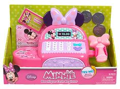 Minnie Bowtique Cash Register Total of 10 Pieces ** Find out more about the great product at the image link.
