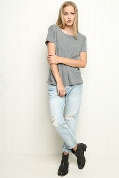 Brandy ♥ Melville | Enjoli Top - Clothing