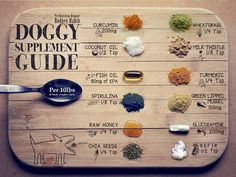 Pet Nutrition - Doggy supplement guide