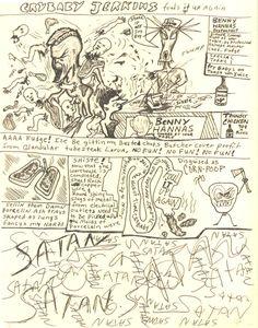 Dave Grohl In Utero - Kurt Cobain Art