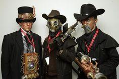 Costume + Steampunk
