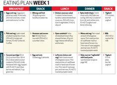 3-Week Metabolism Diet 3 week metabolism diet pdf