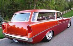 56 Chevy Nomad custom