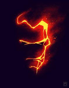 Dan Burgess - Iron Man Poster
