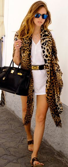 animal print style ♥✤ | Keep the Glamour | BeStayBeautiful
