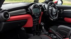 Mini John Cooper Works Steptronic auto (2015) review by CAR Magazine