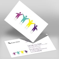 My amazing community non profit business card by sashadesigns ad my amazing community non profit business card by sashadesigns ad print work pinterest business cards and logos colourmoves
