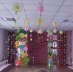 This Pin was discovered by Над School Decorations, Birthday Decorations, Christmas Decorations, Preschool Classroom Decor, Preschool Crafts, Diy And Crafts, Crafts For Kids, Paper Crafts, Decoration Creche