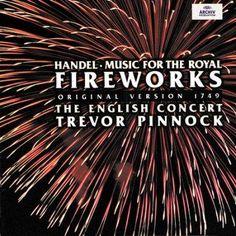 Club Clean Pinnock/English Chamber Orchestra - Handel:Royal Fireworks
