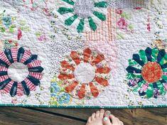 A Dresden Quilt #5 – (quilt reveal) + Free Quilt Pattern