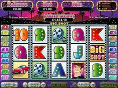 Big Shot Slot Machine Review: http://www.24hr-onlinecasinos.com/slots-machines/big-shot-slot-machine/