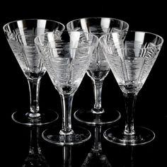 6er Set Champagne Glas Sektglas Serie EXCLUSIV aus Acryl Maritime Gläser