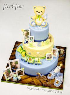Baby Boy Cake - Cake by MLADMAN