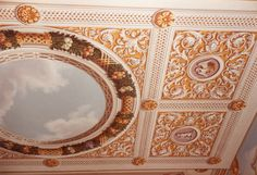Ornato ceiling
