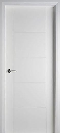 Iseo White Primed (40mm) | Internal & Interior Doors