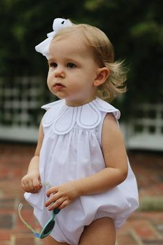 "Dressing Children ""Properly"": The Proper Peony. Children should dress sweetly and innocently. Little Girl Outfits, Little Girl Fashion, Toddler Fashion, Kids Outfits, Kids Fashion, Toddler Outfits, Kids Cafe, Southern Baby, My Baby Girl"