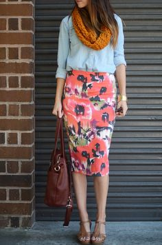 Merrick's Art // Style + Sewing for the Everyday Girl: THE SISTERHOOD OF THE FLORAL KNIT FABRIC