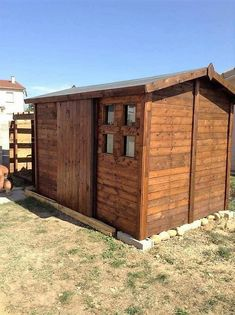 patio-cabin-made-with-pallets                                                                                                                                                                                 More