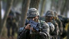 S. Korea forms elite Spartan 3000 unit to counter North http://ift.tt/1LCe2D5   The South Korean Marine Corps have introduced a new elite unit capable of carrying out special operations inside North Korea.Read Full Article at RT.com Source : S. Korea forms elite Spartan 3000 unit to counter North  The post S. Korea forms elite Spartan 3000 unit to counter North appeared first on Takyou Blog.