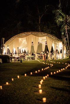 From Prem and Gaya wedding story in Phuket, Thailand. Photo by Mott Visuals Weddings. Tent Wedding, Wedding Night, Garden Wedding, Destination Wedding, Dream Wedding, Wedding Ceremony, Wedding Ceiling, Marquee Wedding, Wedding Goals
