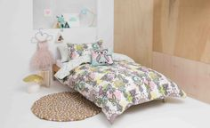 Billie Quilt Cover Set Kas Kids