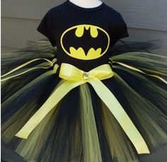 Cute batman outfit for a 5 year old