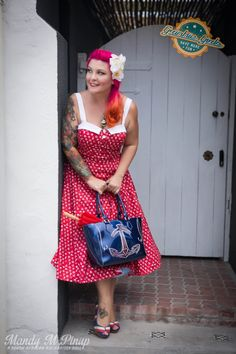 Mandy M Pinup Photographed by Grinkie in Cape Town   www.mandympinup.com