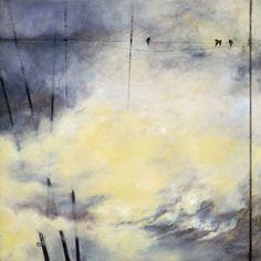 ARTFINDER: Lost in lines by Marjan Fahimi - Oil on canvas