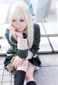 cute cosplay