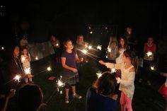 Under the Stars Tween / Teen Girl Birthday Party via Karas Party Ideas #star #sparkle #tween #pink #girl #birthday #party #idea (8)