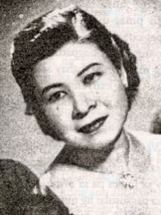 """Genoveva Edroza-Matute, a Filipino writer and teacher, 1950s #kasaysayan #HERstory She retired as Dean of the Filipino Department at Philippine Normal College. Her short stories are driven by societal disruptions — """"Sa Anino ng EDSA"""" (1995), a collection of short stories on the People Power Revolution and """"Sa Ilalim ng Araw na Pula"""" (2001), a fictionalized version of her life during the Japanese occupation. People Power Revolution, Power To The People, Pula, Other Woman, Filipino, World War Ii, Short Stories, Dean, 1950s"""