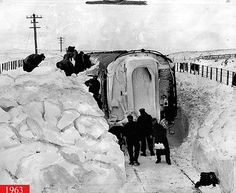 Winter of 1963