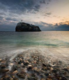 Cape Fiolent. Crimea