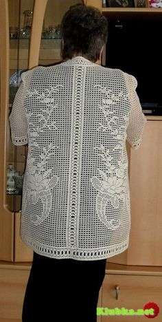 Crochet Patterns ganchillo irlandés y: ganchillo del filet . Filet Crochet, Crochet Lace Edging, Crochet Diagram, Crochet Granny, Irish Crochet, Crochet Top, Crochet Patterns, Vintage Crochet Dresses, Crochet Woman