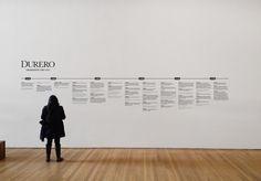 Exposición Durero Grabados 1496-1522 on Behance