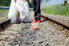 Ramona & Sabin Trash The Dress