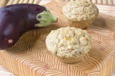 Muffin salati alle melanzane Bimby bimby