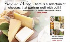 Max McCalman's - 3 Cheeses I Love Right Now  http://ow.ly/ceO6P