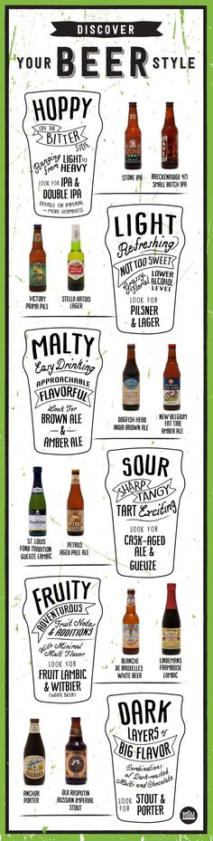 What's your favorite style of craft beer? All are on sale through 6/25 #craftbeer #beer