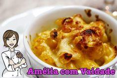 Mac'n'Cheese da Dani | Amélia com Vaidade