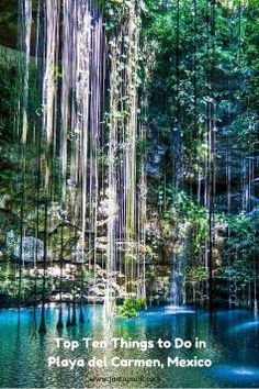 Things to do in Playa Del Carmen Mexico