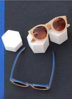 lunettes waiting for the sun x papier tigre fête des pères Les dix idées cadeaux de [bikok]