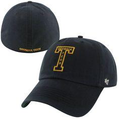 '47 Brand Georgia Tech Yellow Jackets New Vault Frachise Fitted Hat, $29.95 http://shareasale.com/m-pr.cfm?merchantid=45646&userid=646297&productid=635866906&afftrack=yellow
